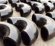 DN200, BW Ends, SCH 40, Type 3, 180 Degree Elbow Pipe Fittings