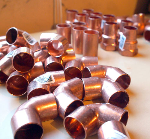 90/10 Copper Nickel Pipe Fittings Manufacturers In India
