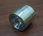 4 Inch, CL3000, A105 Galvanized Full Coupling