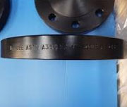12 Inch, Class 300, ASTM A105N Forged Steel Blind Flange