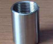 4 Inch, CL3000, ASME B16.11, A182 316L Stainless Steel Full Coupling