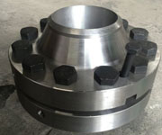 10 Inch, 900LB, RF, ASTM A182 F304 Orifice Welded Neck Flanges