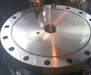 6 Inch, Forged, 150LB, A182 F317L Stainless Steel Blind Flange