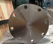 2In, CL150, RF, ASTM A182 UNS S31700 Blind Flange
