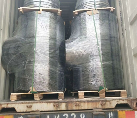 Alloy Steel ASTM A234 WP5 Fittings