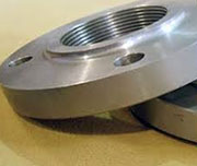 1/2 Inch, 150 LB, RF, Alloy Steel F11 Threaded Flange