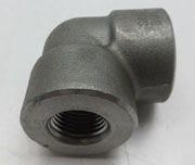 1/2 Inch, Class 3000, Alloy Steel F5 Screwed 90 DEG Elbow