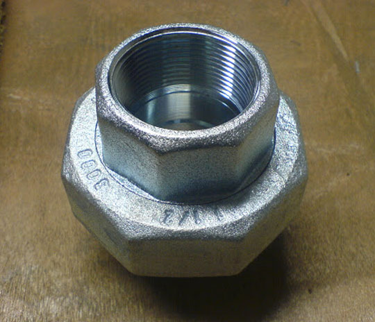 Alloy Steel SA182 F5 Threaded Fitting