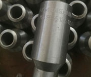 1-1/2 X 1 Inch, SCH XXS, ASTM A105 Concentric Swage Nipple