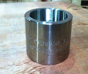 1 Inch, Class 3000, ASTM A105 Coupling