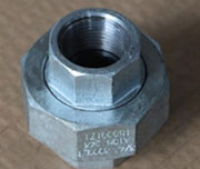 1/2 Inch, CL6000, SW, MSS SP 83, ASTM A105 Forged Steel Union