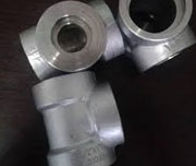 1x3/4 Inch, ANSI B16.11, CL3000, ASTM A105 Reducer Tee