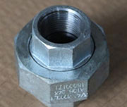1/2 Inch, CL6000, SW, MSS SP 83, ASTM A105N Forged Steel Union