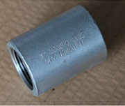 1/2 Inch, 3000#, SW, ASTM A105N Full Coupling