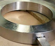 1 Inch, Class 300, ASTM A182 2507 Spacer Ring Blind Flange