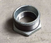 CL3000, DN50 X DN25, NPT, ASTM A182 F11 Reducing Bushing