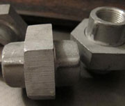 1/2 Inch, MSS SP 83, CL6000, NPT, Forged ASTM A182 F11 Union