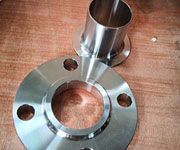 ASTM A182 F304 Lap Joint Flanges with Black Coating