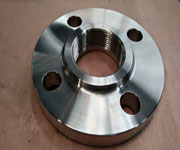 150 LB, 1/2 Inch, RF, ASTM A182 F316 Stainless Steel Threaded Flange