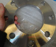 3 inch, PN 16, DN 125, ASTM A182 F316L Plate Flange