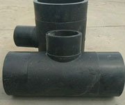 12 Inch, SCH 40, ASTM A234 WP91 Equal Tee