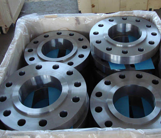 ASTM F11 A182 Blind Flanges