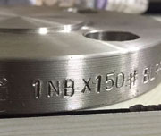 18 Inch (450NB), NACE MR-01-75, 600LB, UNS NO 8825, Inconel 600 B564 Raised Face Blind Flange