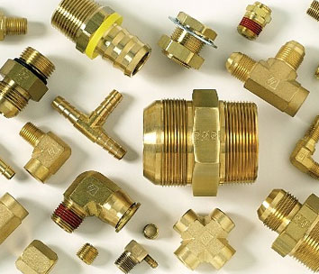 1/2 X 20 Brass Compression Fittings