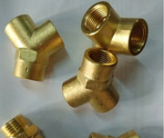 Brass Female Elbow Connector
