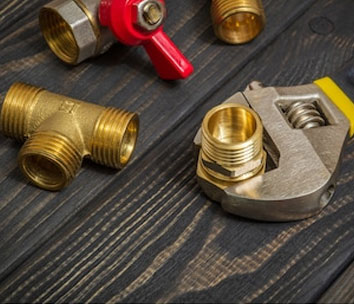 15mm X 15mm Brass Pipe Fittings