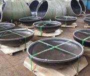 26 Inch, SCH 80 Carbon Steel Beveled Ends Pipe Cap