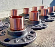 Cast Iron Wall Flanges