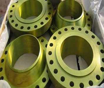Copper Alloy 70-30 Slip On Flanges