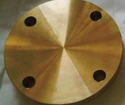 16 Inch, 600#, ASME B16.5, Copper Nickel 70/30 Blind Flange