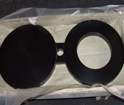 6 Inch, RF, 150LB, Dual Rated, CS Spectacle Flanges