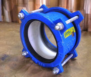Ductile Iron Half Coupling