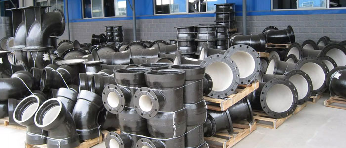 Ductile Iron Pipe Fittings Manufacturers