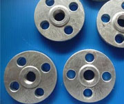 4 Inch, 300#, FF, ASTM A182 F316L Screw Thread Flanges