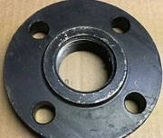 1/2 Inch, 150#, RF, A105 Carbon Steel Threaded Flange