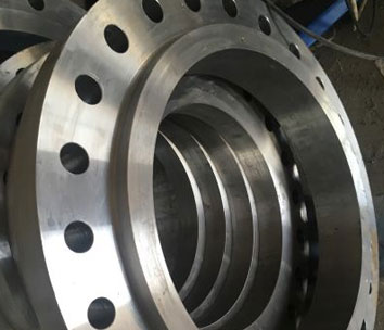 Hastelloy C276 RTJ Flanges