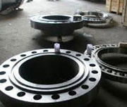 High Yield Carbon Steel F65 Forged Flanges