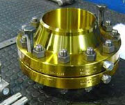 IBR Approved Orifice Flange