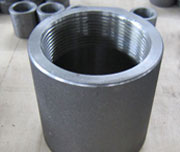 1 Inch, SCH 40, ASME B16.11, Inconel 600 Threaded Coupling