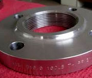 2 Inch x NPTF 1-1/2 Inch, RF, A182 F11 Threaded Flange