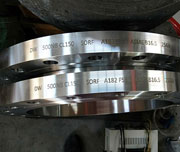 8 Inch, 150 LB, BS 4504, OD 2876.55mm x ID2514.6mm Slip On Raised Face Flange