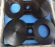 6 inch, Class 150, Schedule 10, ASTM A105 Carbon Steel Spectacle Blind Flange
