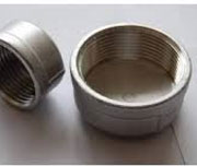 2/4 Inch, 9000#, DN20, PN400, Threaded NPT Cap