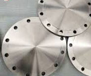Stainless Steel3 Inch, Forged, Class 150, Titanium Blind Flange