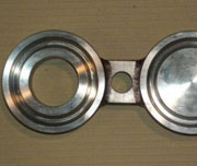 B16.48,10 Inch, Class 150, UNS S32760 Spectacle Blind Flange