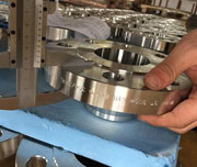 4 inch, Schedule 5, RF 300LB, A182 F5 Welding Neck Flanges
